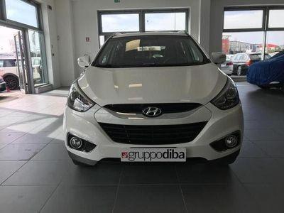 gebraucht Hyundai ix35 1.7 CRDI 2WD COMFORT