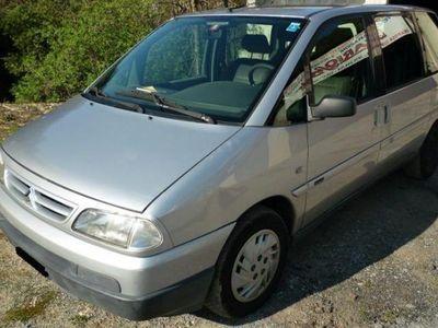 used Citroën Evasion Evasion2.1 TD 12V