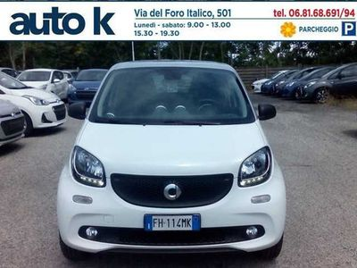 used Smart ForFour 2nds. (W453) 70 1.0 twinamic Yo...
