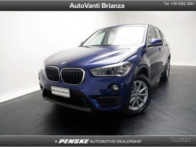 käytetty BMW X1 sDrive 18d Business