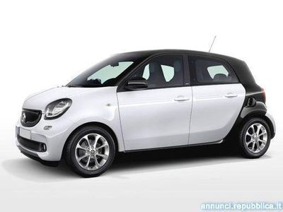 brugt Smart ForFour 90 0.9 Turbo twinamic Passion Palermo