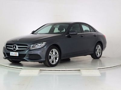 gebraucht Mercedes C200 Classed Automatic Business del 2016 usata a Settimo Torinese