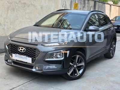 używany Hyundai Kona 1.0 T-GDI Xpossible FULL OPTIONALS euro6.2
