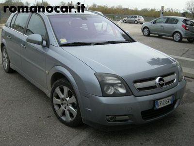 usata Opel Signum 1.9 16V CDTI 150CV Cosmo.pelle.ottime condizioni