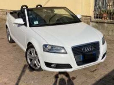 usata Audi A3 Cabriolet ambition 2000tdi 140cv