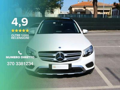 gebraucht Mercedes GLC220 d 4Matic Premium