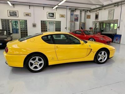 usata Ferrari 456 M GTA appena tagliandata versione unica!