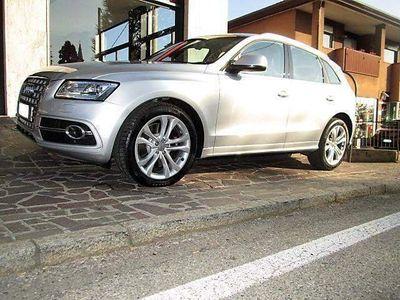 usata Audi SQ5 q53.0 v6 tdi biturbo quattro tiptronic, tagliandata