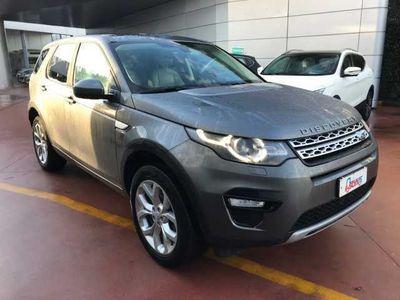 usado Land Rover Discovery Sport 2.0 TD4 180 CV HSE