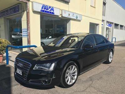 usata Audi A8L W12 6.3 quattro tiptronic 1 PROPIETARIO IVA ESP