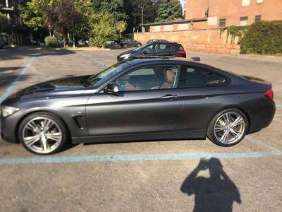 usata BMW 428 Serie 4 Coupé (F32) Coupé Sport