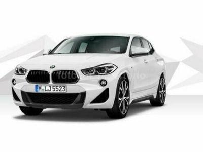 usata BMW X2 sdrive18d m sport