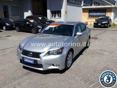 usata Lexus GS300 300h 2.5 Executive cvt