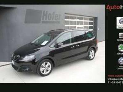 usata Seat Alhambra 2.0 TDI 4DRIVE Advance 7S. Navi/El. Tueren/Kessy