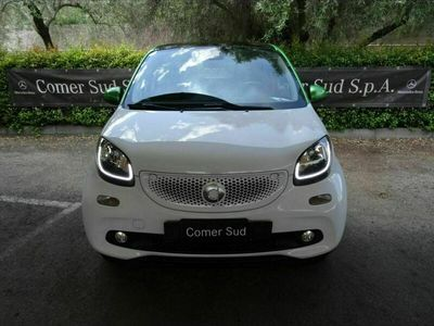 usata Smart ForFour Electric Drive forFour II 2015 Passion