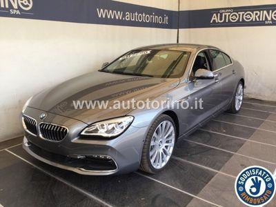używany BMW 640 d xDrive Gran Coupé Luxury