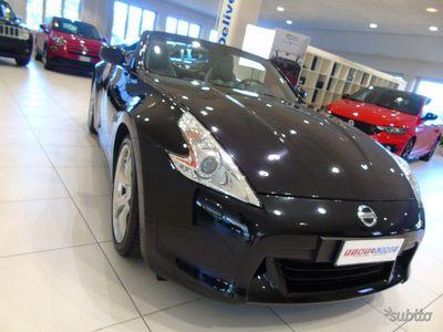 used Nissan 370Z Roadster 3.7 V6 Lev 2 *33.000 KM*SPYDER*GARANTITA*