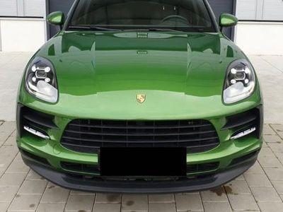 usata Porsche Macan -