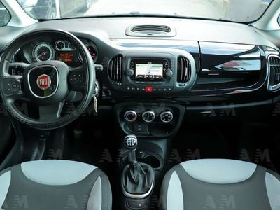 gebraucht Fiat 500L 1.3 MJT 85CV Van Pop 4 posti Autocarro Unicopropr