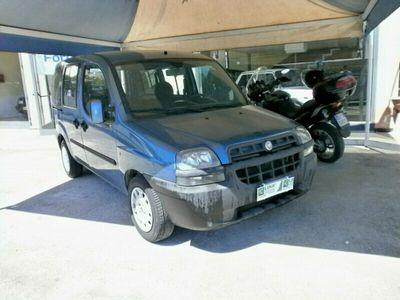 usata Fiat Doblò -- 1.9 JTD SX