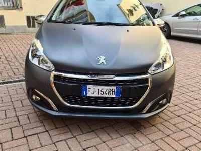 usata Peugeot 208 PureTech 82 5p. GPL Allure