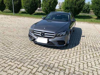 usata Mercedes E220 allestimento AMG esterno