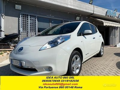 usata Nissan Leaf 2ª serie - 2017