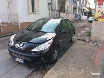 usata Peugeot 206 unico pro 1.1 ben 2009 restaliny
