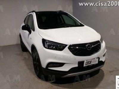 usata Opel Mokka X 1.6 CDTI Ecotec 136CV 4x2 Start&Stop Vision