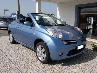 usata Nissan Micra C+C 1.4 16V Sport €. 5.500,00