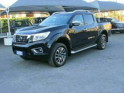 usata Nissan Navara 2.3 dCi 190 CV + IVA 7AT 4WD Double Cab Tekna