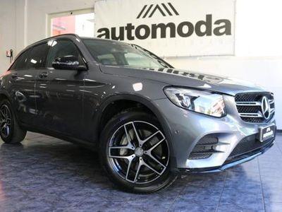 "usado Mercedes GLC250 d 4Matic Premium ""UNICO PROPRIETARIO"" EURO 6B"