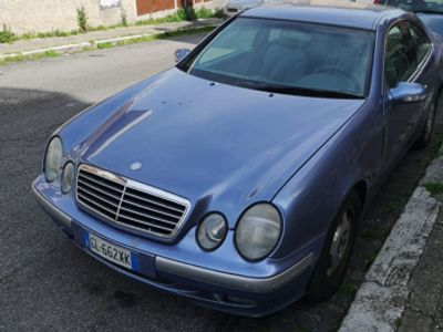 gebraucht Mercedes CLK230 automatica
