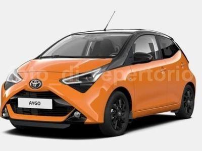usata Toyota Aygo AYGO1.0B M 5P X-CITE MY19