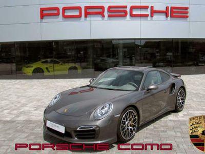usata Porsche 911 Turbo S 3.8 Coupé-PRONTA-UNIPROPRIETARIO