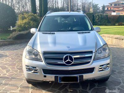 usata Mercedes GL420 GL 420 CDI cat Chrome 7