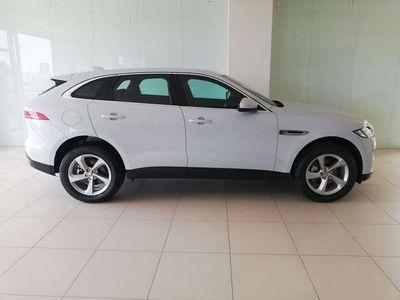 usata Jaguar F-Pace (X761) 2.0 D 180 CV AWD aut. Pure
