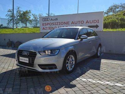 brugt Audi A3 Sportback 1.6 TDI clean diesel Attraction del 2015 usata a Livorno