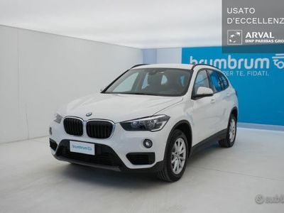 usata BMW X1 Advantage SDrive 18i 140cv