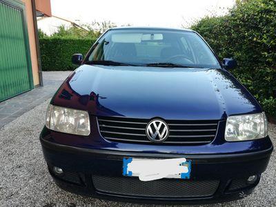 usata VW Polo 1.4 anno 2000 neopatentati