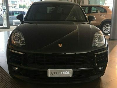 usata Porsche Macan 3.0 S Diesel export 40.900+iva pronta consegna rif. 12180370
