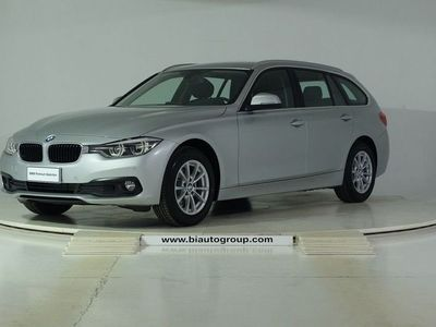 usata BMW 316 Serie 3 Touring Serie 3 (F30/F31) d Touring Business Advantage aut.