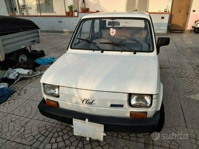 usata Fiat 126 FSM 650