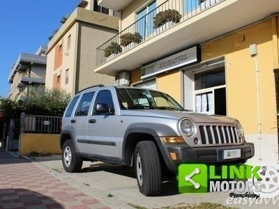 used Jeep Cherokee 2.8 CRD AUTOMATICA
