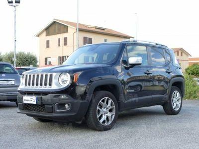 usata Jeep Renegade 2.0 Mjt 140CV 4WD Limited