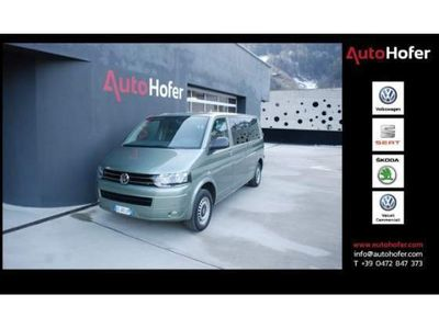 gebraucht VW Caravelle 2.0 TDI 4 Motion PL Comfortline PDC Climatronic