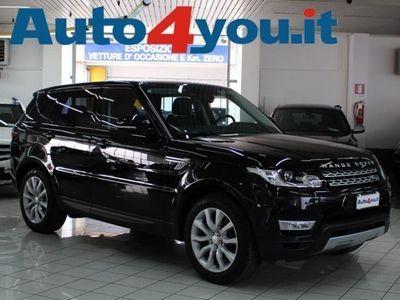 "gebraucht Land Rover Range Rover Sport 3.0 TDV6 HSE ""Unipropriet.-Tagliandi """