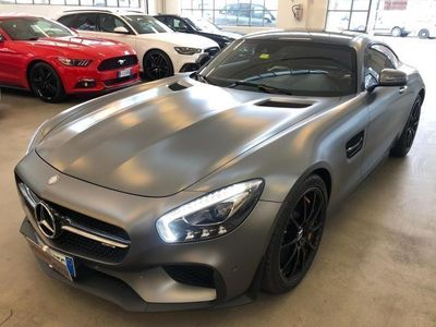 used Mercedes AMG GT S