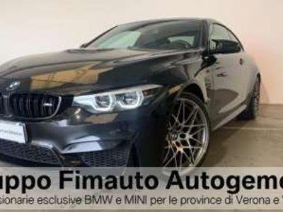 usata BMW M4 Coupé Competition DKG Benzina