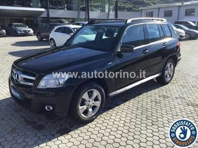 used Mercedes GLK220 CLASSE GLKcdi BE Chrome 4matic auto